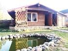 Уютный дом с баней и барбекю