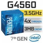 intel pentium g4560 (BOX)