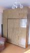 Шкаф двухсекционный 100р ковёр в придачу .