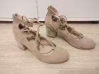 Туфли открытые размер 38