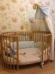 Кроватка детская Stokke Sleepi (трансформер)