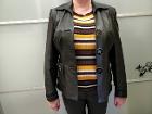 Куртка-пиджак из натуральной кожи размер 48, Минск
