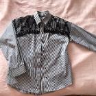 Рубашка женская ZARA размер S-M