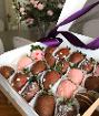 клубника в шоколаде, Минск
