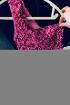 платье нарядное с пайетками