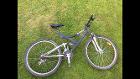 Велосипед двухподвесочный