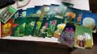 ''Кактусы'', - набор открыток в количестве 20 штук