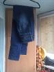 джинсы синие , женские