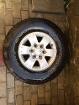запаска 6x139 для внедорожников с шиной 275/70р16