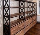 Мебель в стиле лофт - Мебель Loft на заказ, Минск