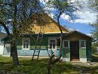 Деревянный дом, Лунинец