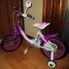 Новый детский велосипед Amigo 001 16 Crystal
