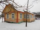 Дом в деревне Вазгелы, ж/д Дубравы, не в в садовом
