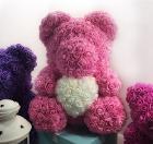 Мишки из роз, Брест