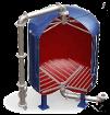 Дренажные системы (ДРУ) щелевого типа для фильтров