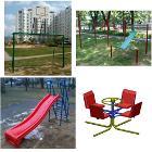 Качели детские, качалки-балансиры, карусели, столы, Минск