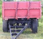 прицеп грузовой бортовой Koegel Awe-18
