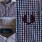 Рубашка Fred Perry, Солигорск
