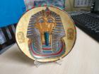 Тарелка декоративная на подставке (Сфинкс)