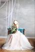 свадебное платье модного дома Papilio
