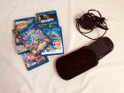 Портативная игровая приставка PS Vita Wi-Fi+3G, + 7игр