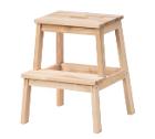 Табурет-лестница Ikea Беквэм