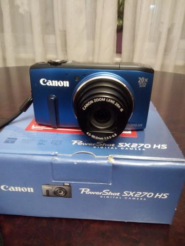 НОВЫЙ ФОТОАППАРАТ CANON POWER SHOT SX 270 HS, Минск | Аbaha.by