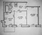 2-х комнатная квартира в Витебске