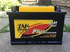 Аккумулятор ZAP PLUS 75a/h 720A
