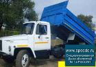 Аренда самосвала 5 т . Вывоз строительного мусора.