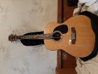 Ауусиическая 6-струнная гитара Mingde Music