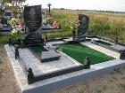 Благоустройство захоронений, памятники