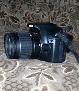 Зеркальный фотоаппарат Canon EOS 1100d 18-55mm