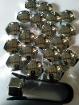 Декоративные хромированные колпачки на болты 17мм (цвет хром серебро)