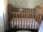 детская кроватка б/у, Гродно в Беларуси