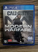 Диск Call of duty modern warfare 2019 PS4