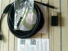 Эндоскоп для android и ПК usb тонкий гибкий диаметр 5.5 мм,