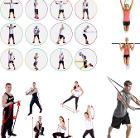 Фитнес жгут спортивный
