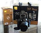 Фотоаппарат   Nikon D70s с объективом