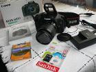 Фотоаппарат CANON EOS 600D + объектив CANON 18-55