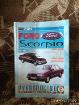 Книга по ремонту форд Скорпио с1985 по 1998 г бензин и дизель в идеальном состоянии.