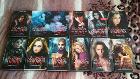 """Книги из серии """"Академия вампиров"""". (12 шт.)"""