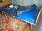 Кровать для лежачих больных с матрасом