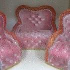 Кукольная мебель.коиплект