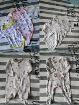 Лот детской одежды от 0 до 3 месяцев