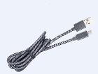 Micro USB в толстой оплетке