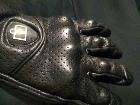 Мотоперчатки Icon Pursuit из натуральной кожи новые