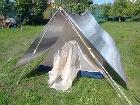 Палатка «hand-made»
