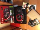 Продам видеокарту MSI GeForce GTX 1070 GAMING X