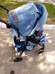 Прогулочная коляска Carello qvattro